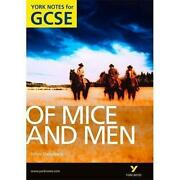 GCSE English of Mice and Men Book