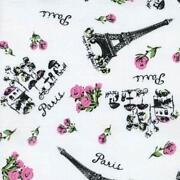 April in Paris Fabric