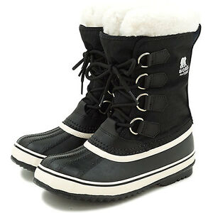 Sorel Winter Carnival Women's Winter Boots- Size 9 (black) London Ontario image 1