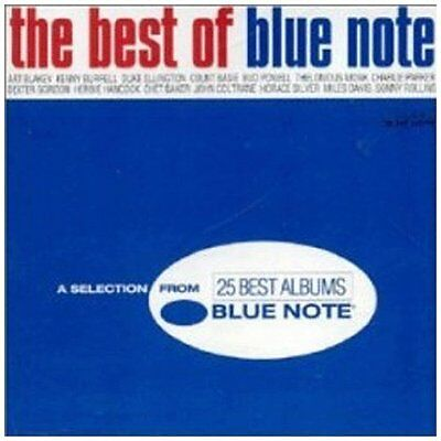 Blue Note-The Best of/25 best Albums (1994) Art Blakey, Kenny Burrell, Du.. (Kenny Burrell Best Albums)