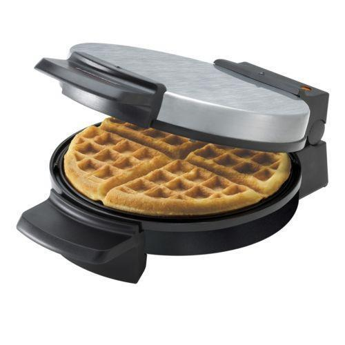 Black And Decker Waffle Maker Ebay