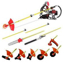 52cc 10 in 1 Multi Function Brush Cutter Pole Chainsaw Fairfield East Fairfield Area Preview