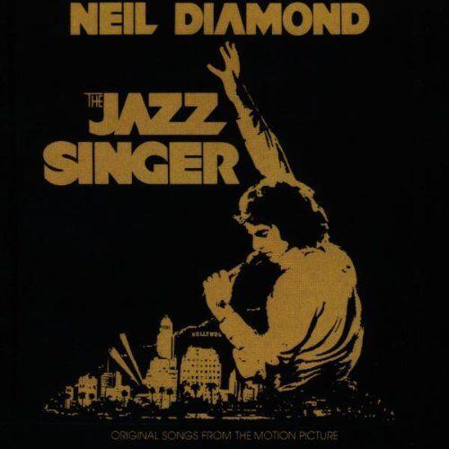 NEIL DIAMOND - THE JAZZ SINGER: MOTION PICTURE SOUNDTRACK CD ALBUM (2014)