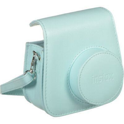 Fujifilm Groovy Camera Case for instax mini 9 (Ice Blue) #5354