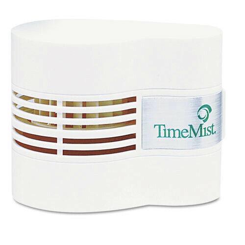 TimeMist 1044385 Continuous Fan 4.5 x 3 x 3.75 Fragrance Dispenser - White New