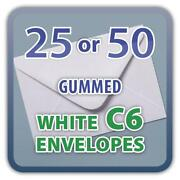 A6 Cream Envelopes
