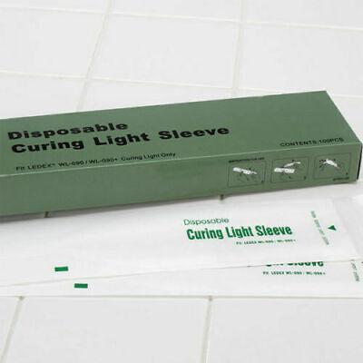 Dentmate Large Curing Light Sleeves Ledex Wl-090 Wl-090 Disposable 200pack