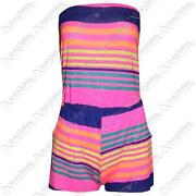Multi Coloured Playsuit