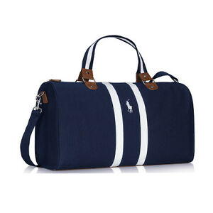 Ralph Lauren Polo Blue  / Weekend /Travel / Gym / Hand Luggage / Duffle Bag