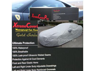 1992 1993 1994 1995 1996 Cadillac Eldorado Waterproof Car Cover GREY w/MirrorPoc