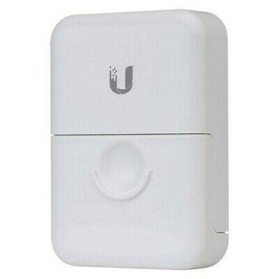 Ubiquiti ETH-SP-G2 Ethernet Surge Protector Compatible w/ 10/100/1000 Mbps