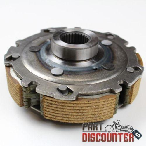 Wet clutch parts accessories ebay for Yamaha yxz gear reduction kit