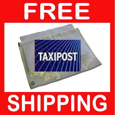100 x POCHETTES DOCS packing lists  E-Shipper TAXIPOST
