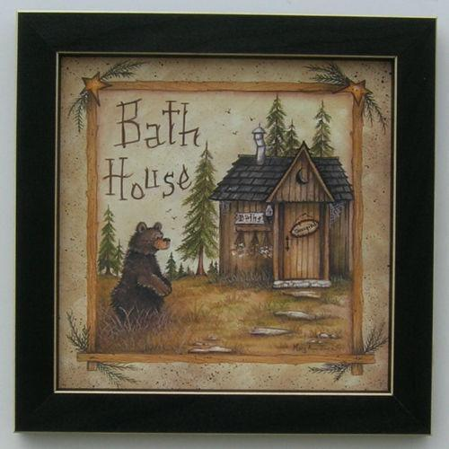 Country Bath Pictures: Posters & Prints | eBay