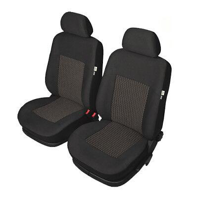 Sitzbezüge Sitzbezug Schonbezüge für Citroen C4 Schwarz Modern MG-1 Komplettset