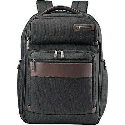 Samsonite 92310-1051 Kombi Large Backpack - Black/Brown