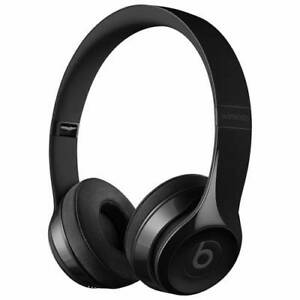 Beats by Dr. Dre Solo3 Bluetooth Headphones (Black)