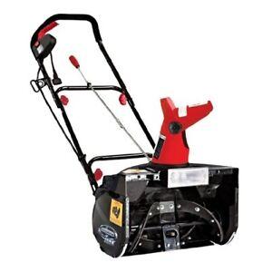 "Snow Joe 13.5 Amp 18 "" inch Snow blower electric SJM988"