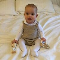 Sweet 11 month old girl looking for a part-time nanny to play wi