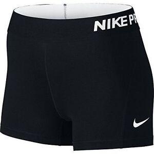 07b1774ca Nike Pro Dri Fit Womens Black Training 3 Inch Shorts M Medium for ...