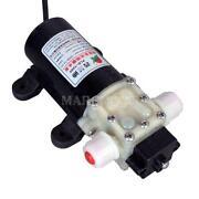 RV Water Pump Switch