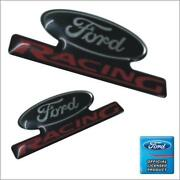 Black Ford Badge