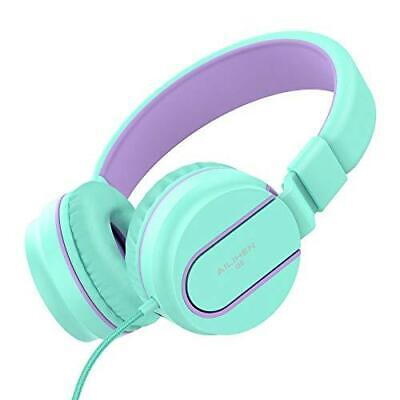 AILIHEN I35 Kid Headphones with Microphone Volume Limited Childrens Girls Boys