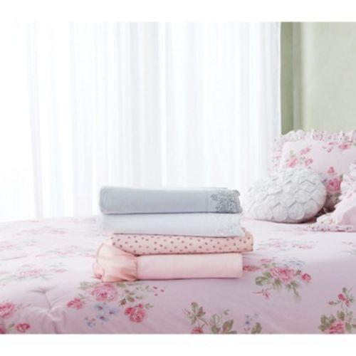 simply shabby chic lavender ebay. Black Bedroom Furniture Sets. Home Design Ideas