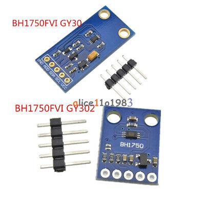 Bh1750fvi Gy30 Gy302 Light Intensity Sensor Module For Arduino 3v-5v Power