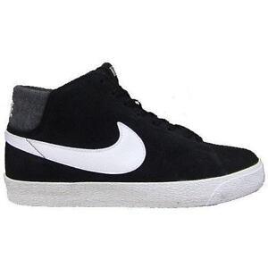 big sale 4335e 088f5 ... Black and White Nike Blazers Nike Blazer Mid PRM Vintage ...