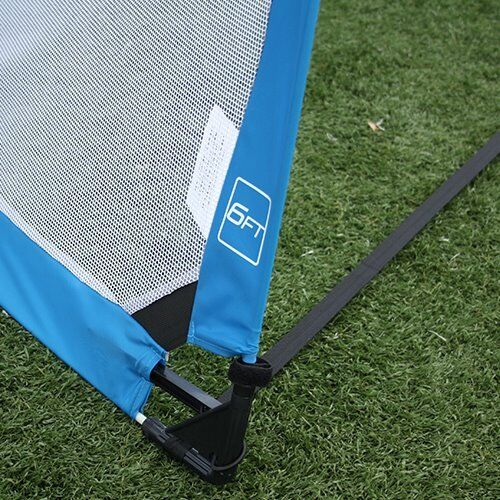 ALPHA Gear 4ft.SQ (122cm Wide) Pop Up Goals - PAIR