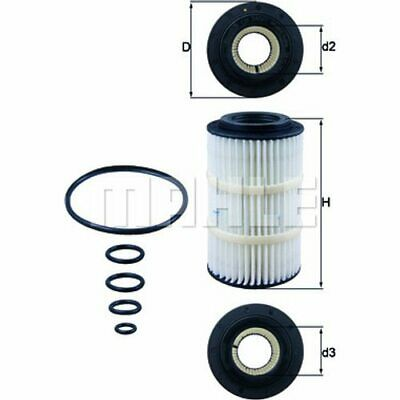 KNECHT-MAHLE FILTER SET KOMPLETT MERCEDES BENZ 300 4-matic