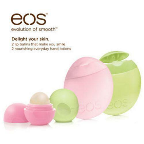 Designed to fit in your purse, your pocket, or on your desk, EOS looks as good as it feels on your skin. Infused with moisturizing shea butter, oat extract, and a generous helping of antioxidants and vitamins C and E, EOS hand lotion will leave your skin feeling soft, .