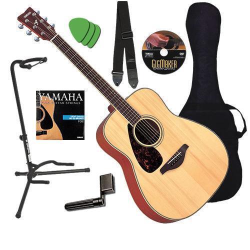 yamaha left handed acoustic guitar ebay. Black Bedroom Furniture Sets. Home Design Ideas