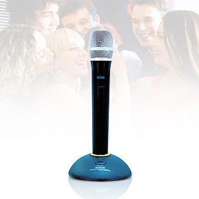 Wireless Microphone V2Go, microfono, karaoke, wireless, unisex, inalambrico, usado segunda mano  Embacar hacia Argentina