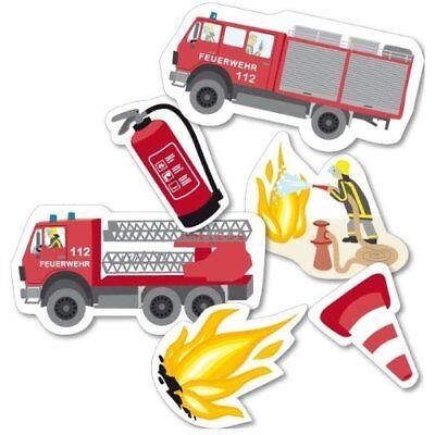 Tisch-dekorationen Für Partys (Feuerwehr Party Konfetti für alle Feuerwehrmänner Tisch Deko Dekoration)