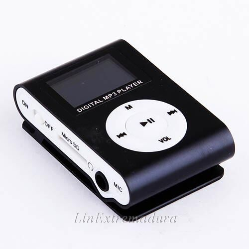 Ueleknight MP3 Pantalla LCD USB 16GB Tarjeta SD Soporte Reproductor MP3 M/úsica Radio FM-Verde MP4
