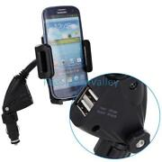 iPhone 4S Car Charger Stand