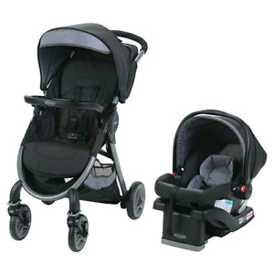New snugride 35lx carseat and stroller