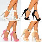 Ankle Strap Heels for Women