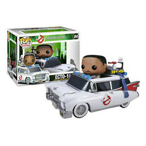 Ghostbusters Funko POP! Ecto 1 Vehicle at JJ Sports
