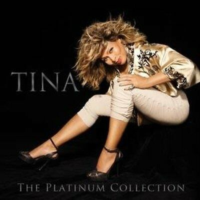 TINA TURNER THE PLATINUM COLLECTION 3 CD BOX SET (48 TRACKS)