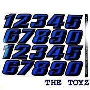 Large Number Stickers