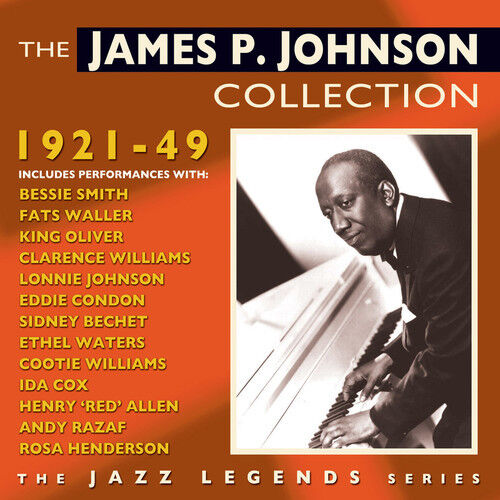James P. Johnson - Collection 1921-49 [New CD]