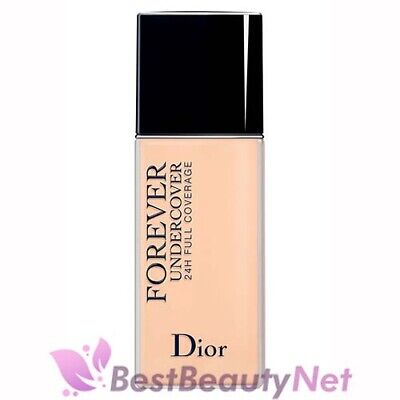 Christian Dior Diorskin Forever Undercover Foundation 020 Light Beige 1.3oz