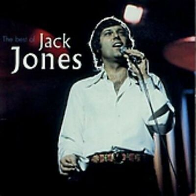 Jack Jones : The Best Of Jack Jones (Universal CD) (Best Of Jack Jones)