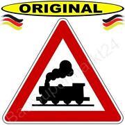 Eisenbahnschild