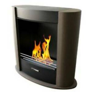 Ethanol Fireplace -Elegance-1200-Chocolate- 10% Sale NOW Erina Gosford Area Preview