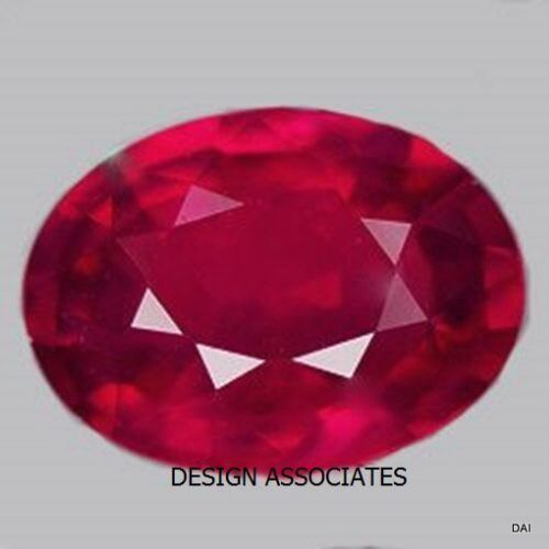 RUBY OVAL  CUT GORGEOUS RED NATURAL 16.70 X 13.25 MM