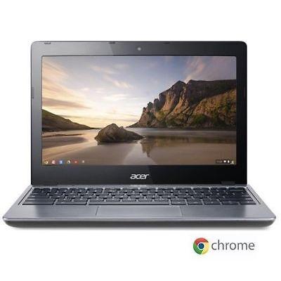 "Acer Chromebook C720-2103 11.6"" Intel Celeron 1.4Ghz - 2GB RAM - 16GB SSD"
